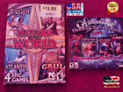 PC Games Assorted Variety of Hidden Object and Match. Very Good Condition.