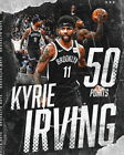 "226 Kyrie Irving - 11 Brooklyn Nets NBA MVP Basketball 14""x17"" Poster on eBay"