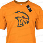 DODGE CHALLENGER HELLCAT REDEYE WIDEBODY SRT MOTORSPORT ADULT COTTON T-SHIRT NEW $18.99 USD on eBay