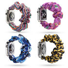 Fashion Printed Strap Elastic Band Bracelet for Apple Watch Series 5 4 3 2 1 image
