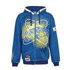 Sweatshirt 3037 Hoodie Adult Rally Cross OMSE Ford Fiesta Extreme NEW! Blue