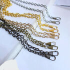 120cm/60cm Handbag Shoulder Bag Replacement Strap Metal Purse Chain Strap Handle