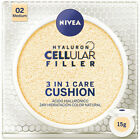 Foundation Hyaluron Cellular Filler 3 in 1 Pflege LSF 15 Nivea