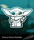 The Child STICKER VINYL DECAL STAR WARS MANDALORIAN BABY YODA $3.5 USD on eBay