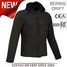 Bering Drift Men's Motorcycle/Bike Textile Waterproof Jackets│CE Approved│Black