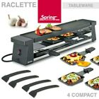 Spring - Raclette 4 Compact - Negro