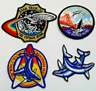 Vintage Star Trek IV: Voyage Home Embroidered Patch Set- Your Choice of 4 on eBay