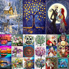 5D Full Drill Diamond Painting Craft Embroidered Cross Stitch DIY Home Art Decor