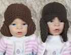 Handmade Princess Leia Hat Knit Crochet Hat Baby Hat Child Hat Star Wars Hat New