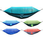 2X(Outdoor Equipment Camping Hammock With Mosquito Nets Hammock Tent Tied W D6Y7