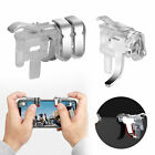 2-Pack Gaming Trigger Controller Gamepad Fire Button Handle For PUBG iOS Android