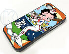 ar1518 - Betty Boop Base Ball Case Cover fits Apple iPhone Samsung Galaxy Edge $17.0 USD on eBay
