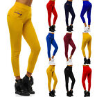 Kyпить Damen Stretch Hose Jeans-Look Röhre Skinny Leggings Leggins Treggings Jeggings на еВаy.соm