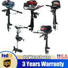 Motor Outboard For Fishing Boat Engine Air/water Cooling Electric Trolling Usa