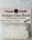Mill Hill ANTIQUE GLASS SEED Beads, Crafts Jewellery Crochet FREEPOST, MULTI BUY