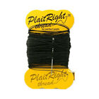 Horse Plaiting Thread 30mts with Needle Brown  White  Black