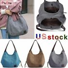 KVKY Women's Brand Design Handbag Canvas Shoulder Bags Large Tote Hobo Bag image