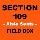 2 METS vs NATIONALS - 6/14/2020 - CITI FIELD - FIELD LEVEL - AISLE - TICKETS on Ebay