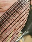 easynets 2m Wide Black Butterfly Netting 5-6mm mesh Polyethylene netting 60gsm
