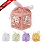 Kyпить Clearance !! 100Pcs Ribbon Gift Favor Boxes Candy Bags Wedding Party Baby Shower на еВаy.соm