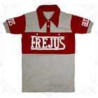 MAGLIA FREJUS Ciclismo Vintage Cycle Bike Jersey Made in Italy Kubler