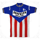 MAGLIA BROOKLYN Ciclismo Vintage Cycle Bike Made in Italy