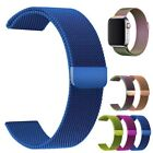 Milanese Magnetic Band Loop Strap for iWatch Apple Watch Series 5 4 3 38/40/42mm image