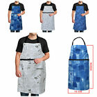 New Professional Apron With Front Pocket for Chefs Butchers Kitchen Craft Baking