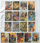 1996 Marvel Masterpieces Base Singles ****LOWER PRICES ON REMAINING CARDS***!  image