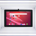 7 inch 4GB Android4.4 Tablet Quad Core A33 Dual Camera Wifi Bluetooth Tablet PC