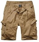 Brandit Men's Cargo Shorts Knee Length Shorts Summer Bermuda Ty-Shorts