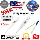 Digital Thermometer for Baby Kids  Adults w Flexible tip  Oral Underarm MO