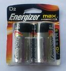 Energizer Max Alkaline Batteries ~ AA, AAA, C, D & 9V ~ You Choose!