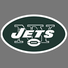 New York Jets NY NFL Car Truck Window Decal Sticker Football Laptop Bumper $10.49 USD on eBay