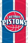129843 Detroit Pistons Logo NBA Decor LAMINATED POSTER US on eBay