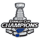 St. Louis Blues 2019 NHL Stanley Cup Champions Vinyl Sticker Car Truck Decal $2.99 USD on eBay