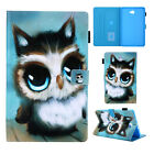 Slim Cute Pattern Card Case Cover For Samsung Tablet T510/T280/T580/T590/T720