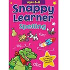 Kids Learning Writing Adding Reading Spelling Book School Reward Chart 6-8 Years