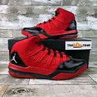 NIKE AIR JORDAN MAX AURA BASKETBALL SHOES RED BLACK CU4929 600 MEN'S SIZES