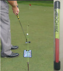 A99Golf Putting String Guide Line Track with Pegs Training Aids 1set or 2sets