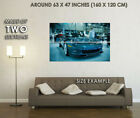 126507orvette zr1 Decor LAMINATED POSTER DE