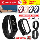 Silicone Wrist Strap Replacement Watchband Smart Band For Xiaomi Mi Band 4 3