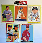 2009 Upper Deck Goudey YOU PICK Base, RC, SP, Head's Up. 4-in 1, Mini Parallel