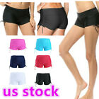 Swimsuit Swimming Sport Women Bikini Bottoms Bathing Suit Shorts Adjustable Lace
