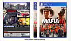 XBOX PS4 Mafia 2 Definitive CUSTOM REPLACEMENT CASE NO DISC SEE DESCRIPTION