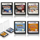 Pokemon HeartGold SoulSilver Platinum Game Card For Nintendo 3DS DSi DS Lite NDS