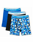 Hanes Ultimate Men's Comfort Flex Fit Cotton/Modal Boxer Briefs Assorted Designs <br/> Official Hanes Brands Store -- First Quality Authentic