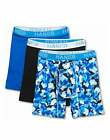 Hanes Ultimate Men's Comfort Flex Fit Cotton/Modal Boxer Briefs Assorted Designs