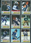 TORONTO MAPLE LEAFS Retro 1977-78 Style Custom Made Hockey Cards U-Pick THICK $2.4 CAD on eBay