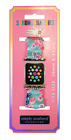 NWT Simply Southern Scrunchies Smart Watch Band 38mm 42mm Scrunchbandies image
